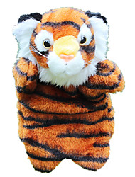 cheap -Stuffed Animal Plush Toys Plush Dolls Stuffed Animal Plush Toy Tiger Plush Fabric Imaginative Play, Stocking, Great Birthday Gifts Party Favor Supplies Kid's