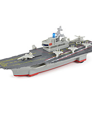 cheap -Model Building Kit Aircraft Carrier for Kid's Unisex Boys' Girls'