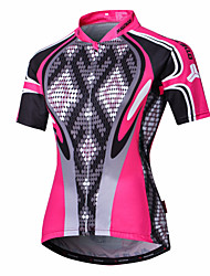cheap -Malciklo Women's Cycling Jersey Bike Jersey Clothing Suit Sports Polyester Coolmax® Snake Mountain Bike MTB Road Bike Cycling Clothing Apparel / Quick Dry / Anatomic Design / High Elasticity