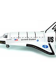 cheap -Toy Car Model Building Kit Farm Vehicle Plane / Aircraft Car Ship Simulation Unisex Toy Gift