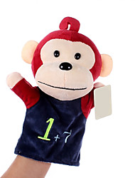 cheap -Finger Puppets Puppets Hand Puppet Cute Lovely Plush Fabric Plush Kid's Baby Toy Gift