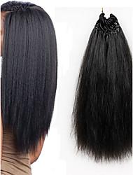 cheap -Havana Pre-loop Crochet Braids Hair Accessory Human Hair Extensions Kanekalon Braids 18 inch Braiding Hair 26 Roots/pack