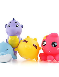 cheap -Bath Toy Animal Pinch Called Toy Animal Animals Fun Large Size Kid's Toy Gift