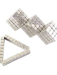 cheap -216 pcs 3mm Magnet Toy Magnetic Blocks Super Strong Rare-Earth Magnets Neodymium Magnet Stress Reliever Stress and Anxiety Relief Office Desk Toys Magnetic Convenient Grip DIY Kid's / Adults' Girls'