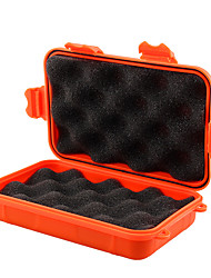cheap -1Pcs  13*8*4Cm Outdoor Shockproof Waterproof Airtight Survival Storage Case Container Carry Box