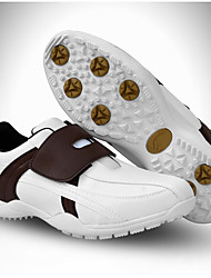 cheap -Men's Golf Shoes Breathable Anti-Slip Cushioning Waterproof Sporty Golf Spring Summer Fall