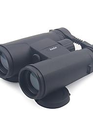 cheap -10 X 42mm Binoculars Black Anti Fog / High Definition / Matte / Wide Angle / Porro / Hunting / Bird watching