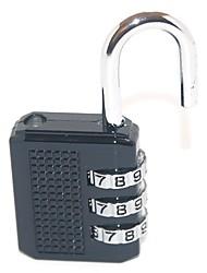 Недорогие -1614 Замок сплав цинка Разблокировка пароля для Чемоданы на колёсиках