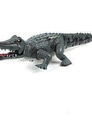 cheap -Action Figure Light Up Toys Educational Toy Crocodile Lighting Electric Plastics Unisex