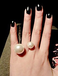 Недорогие -Жен. манжета кольцо Золотой Серебряный Сплав Дамы Мода Euramerican Повседневные Бижутерия