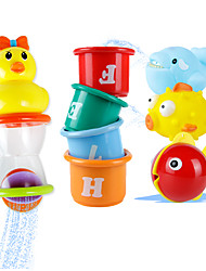 cheap -Bath Toy Pools & Water Fun Duck Portable Durable Plastics Kid's Children's Unisex Boys' Girls' Toy Gift