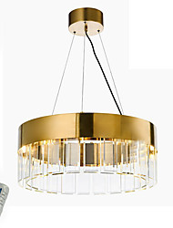 cheap -6-Light 50 cm LED Pendant Light Metal Electroplated Modern Contemporary 110-120V / 220-240V
