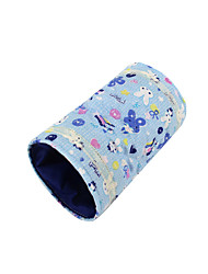 cheap -Rodents Mouse Hamster Bed Beds Cotton Yellow Blue Beige