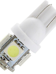 cheap -T10 Truck / Car Light Bulbs 1.5 W SMD 5050 90 lm LED Interior Lights For