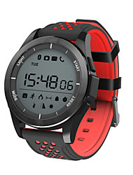 cheap -F3 Men Women Smartwatch Android iOS Bluetooth Waterproof APP Control Sports Calories Burned Pedometers Pedometer Sleep Tracker Sedentary Reminder Alarm Clock Chronograph / Camera Control / >480