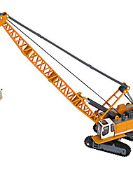 cheap -KDW Toy Car Die-Cast Vehicle Motorcycle Construction Truck Set Fire Engine Vehicle Excavator Excavating Machinery Unisex Toy Gift