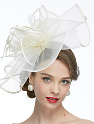 cheap -Net Kentucky Derby Hat / Fascinators / Hats with 1 Wedding / Special Occasion Headpiece