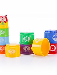 Недорогие -Игры с блоками Баланс Музыка и свет Классика Детские Игрушки Подарок