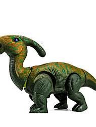 cheap -LED Lighting Building Blocks Model Building Kit Tyrannosaurus Dinosaur Animals Walking Electric Plastics Kid's Boys' Toy Gift / Large Size