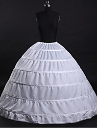 cheap -Wedding / Anniversary / Party / Evening Slips Taffeta / Tulle Floor-length Traditional / Vintage / Basic / Classic & Timeless with