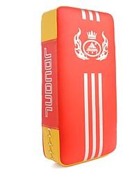 Недорогие -Мишени для боевых искусств Боксерская лапа Назначение Тхэквондо Плотное облегание Кожа PU Черный Красный