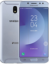 Недорогие -Samsung GalaxyScreen ProtectorJ7 (2017) Ультратонкий Протектор объектива спереди и камеры 2 штs PET