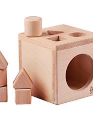 Недорогие -Конструкторы Игры с последовательностью Обучающая игрушка Квадратный Cool Детские Игрушки Подарок