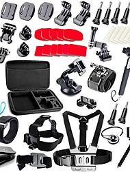 cheap -Kit Accessories Outdoor Multi-function Folding 1 pcs For Action Camera Gopro 6 All Gopro Xiaomi Camera Sports DV SJCAM Surfing Ski / Snowboard Universal Canvas PVC(PolyVinyl Chloride) PC / SJ4000