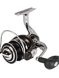 cheap -Fishing Reel Spinning Reel 5.2:1,4.9:1 Gear Ratio+13 Ball Bearings Hand Orientation Exchangable Sea Fishing / Bait Casting / Ice Fishing - RS4000,RS5000,RS6000,RS7000 / Jigging Fishing / Carp Fishing