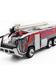 Недорогие -Игрушечные машинки Модель авто Пожарные машины моделирование Металлический сплав Сплав металла для Детские Универсальные Мальчики