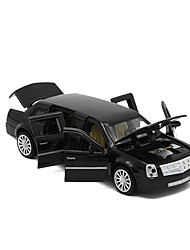 cheap -Toy Car Die-Cast Vehicle Pull Back Vehicle Race Car Car Simulation Unisex Toy Gift