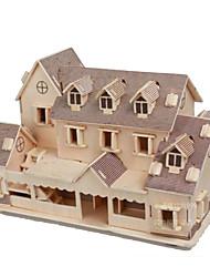 abordables -Puzzles 3D Kit de Maquette Dome Bâtiment Célèbre Maison A Faire Soi-Même Adolescent Adulte Fille Jouet Cadeau
