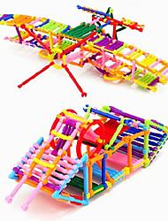 Недорогие -Игрушечные машинки Конструкторы 3D пазлы Новинки Звезда совместимый Legoing Веселье Классика Универсальные Мальчики Девочки Игрушки Подарок
