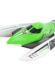 cheap -RC Boat WLtoys WL915 Speedboat / Remote Control Boat / Ship Model ABS Channels 45 km/h KM/H with Water Cooling Systerm