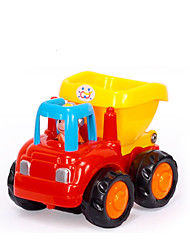 cheap -HUILE TOYS Construction Truck Set Large Size Toy Gift