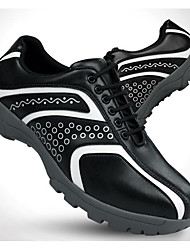 cheap -Men's Golf Shoes Golf Cushioning Modern Style Stylish Golf All Seasons Black White