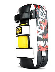 Недорогие -Мишени для боевых искусств Назначение Тхэквондо Бокс Плотное облегание Кожа PU Красный / белым
