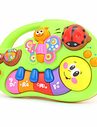 cheap -HUILE TOYS Dollhouse Accessory Educational Toy Plastics Baby Toy Gift