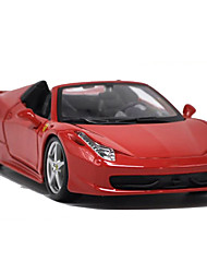 cheap -burngo Toy Car Motorcycle Metal Alloy Iron Mini Car Vehicles Toys for Party Favor or Kids Birthday Gift