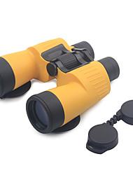 cheap -7 X 50mm Binoculars Porro Lenses Anti Fog High Definition Matte Multi-coated BAK4 / Wide Angle / Hunting / Bird watching