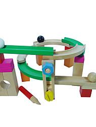 cheap -Marble Track Set Educational Toy 1 pcs Plastics Boys' Girls' Kid's Toy Gift