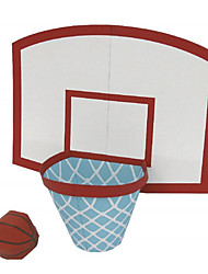 cheap -3D Puzzle Balls Paper Model Basketball DIY Classic Kid's Unisex Toy Gift