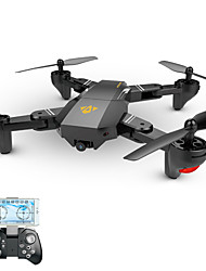 cheap -RC Drone VISUO XS809HW RTF 4ch 6 Axis 2.4G With HD Camera 2.0MP 720P RC Quadcopter One Key To Auto-Return / Headless Mode / 360°Rolling RC Quadcopter / Remote Controller / Transmmitter / 1 USB Cable