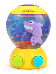 cheap -HUILE TOYS Educational Toy compatible Plastics Legoing Vintage Toy Gift / Kid's