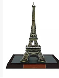 cheap -3D Puzzle Paper Model Model Building Kit Famous buildings DIY Hard Card Paper Classic Kid's Unisex Boys' Toy Gift