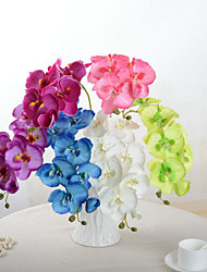 cheap -Artificial Flower Material / Silk / Iron Wedding Decorations Christmas / Wedding / Party Classic Theme / Wedding All Seasons