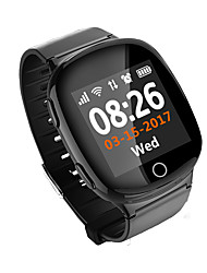 cheap -Smartwatch YYD100 for iOS / Android Heart Rate Monitor / Calories Burned / GPS / Long Standby / Hands-Free Calls Timer / Stopwatch / Pedometer / Activity Tracker / Sleep Tracker / Sedentary Reminder
