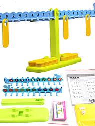 Недорогие -Игрушки для обучения математике Обучающая игрушка Экологичные Пластик Детские Игрушки Подарок