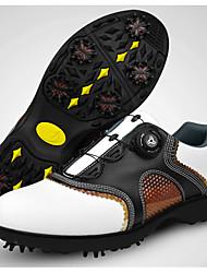 cheap -Men's Golf Shoes Breathable Golf Cushioning Training Golf Spring, Fall, Winter, Summer
