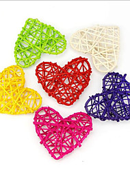 cheap -Christmas / Wedding / Special Occasion Basketwork / Mixed Material Wedding Decorations Classic Theme All Seasons